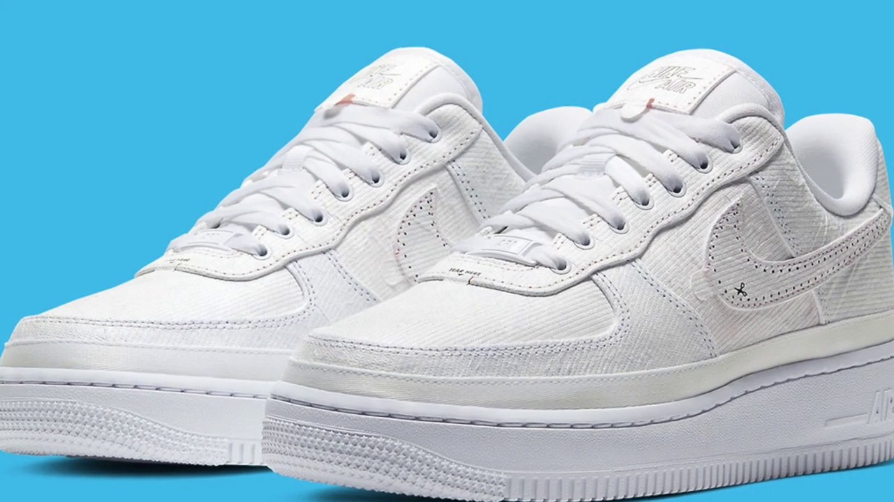 air force 1 da strappare scarpe