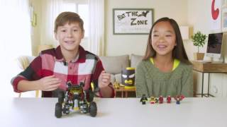 LEGO Batman Movie – The Batmobile - LEGO Build Zone - Season 4 Episode 11