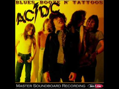 AC/DC - Rocker - Live [Nashville 1978]