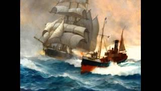 Художник Монтегю Доусон (Montague Dawson) Морской пейзаж.(Монтегю Доусон (Montague Dawson) 1895-1973гг. - английский художник-маринист, родился в Лондоне, но все свое детство..., 2015-07-13T06:03:27.000Z)