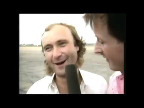 Phil Collins - Unreleased Performances (Live Aid)