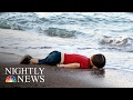Stirring Images of Syrian Boy's Body Now Symbol of Europe's Crisis | NBC Nightly News watch videos