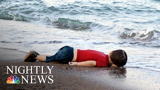 Stirring Images Of Syrian Boys Body Now Symbol Of Europes Crisis