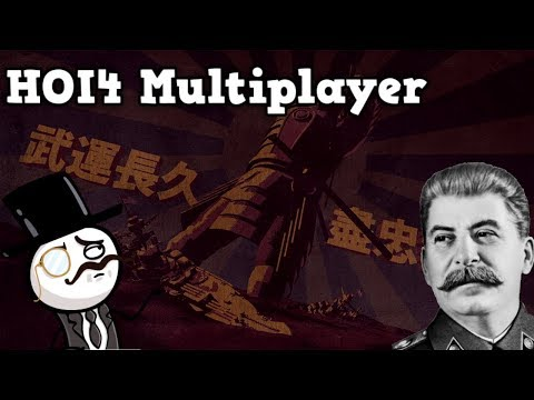 Hearts Of Iron 4 - Road To 56 Public Multiplayer