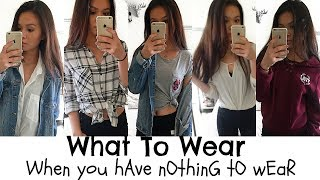 What to Wear for School When You Have Nothing to Wear | Julie Trang Truong