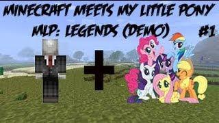 My Little Pony: Legends (DEMO) w/Juz311 Episode 1 - I