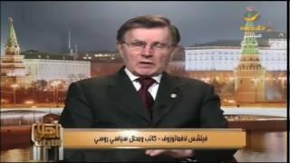 فيتسلافماتوزوف: هناك معلومات دقيقة أن لدى داعش والنصرة لديها مختبرات تنتج المواد الكيميائية ..