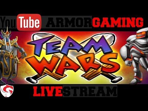 Monster Legends Live Stream | Team Wars | Illusion Progressive Island