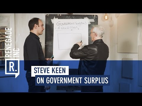 Renegade Shorts - STEVE KEEN on Government Surplus