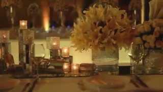 видео Свадьба в цвете айвори