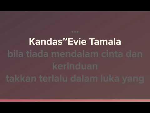 Karaoke KANDAS Tanpa Vokal Cowok Terbaru