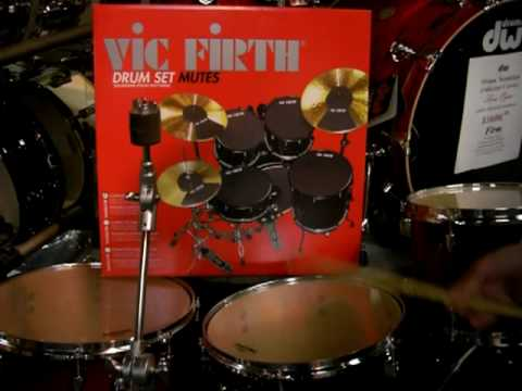 vic firth mutes youtube. Black Bedroom Furniture Sets. Home Design Ideas