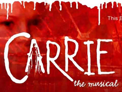 Carrie, from Carrie The Musical Backing Track Sample
