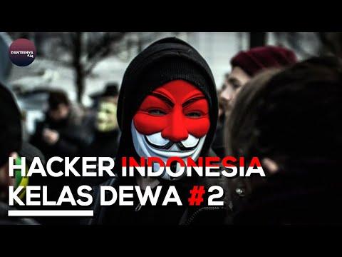 Hacker 21 Tahun Hack Situs KEMENDAGRI & Raup Rp.31,5 Miliar -  6 Hacker Indonesia Kelas Dewa
