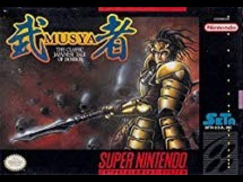 Musya: The classic Japanese tale of horror (SNES) Longplay [329]