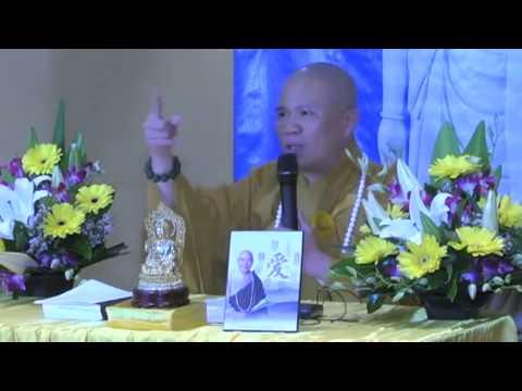 10 Công Đức Lễ Phật 2012 - ĐĐ Thích Giác Nhàn  (Phần 1)