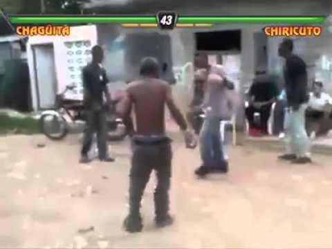 Mortal Combat 1 Angola