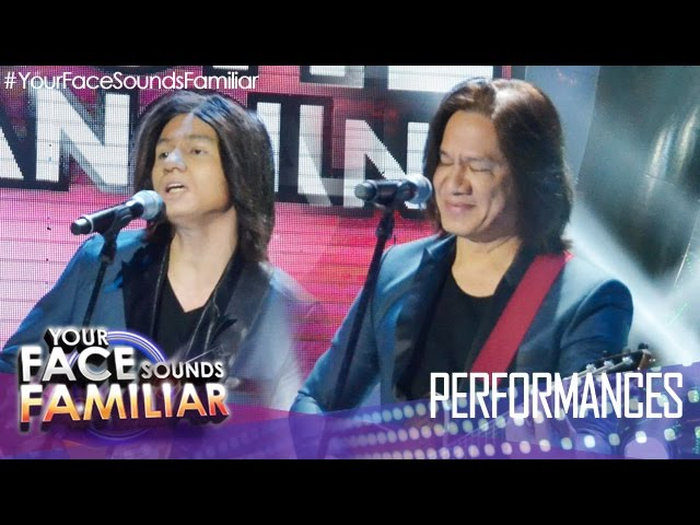 "Your Face Sounds Familiar: Michael Pangilinan as Joey G – ""Forevermore"""