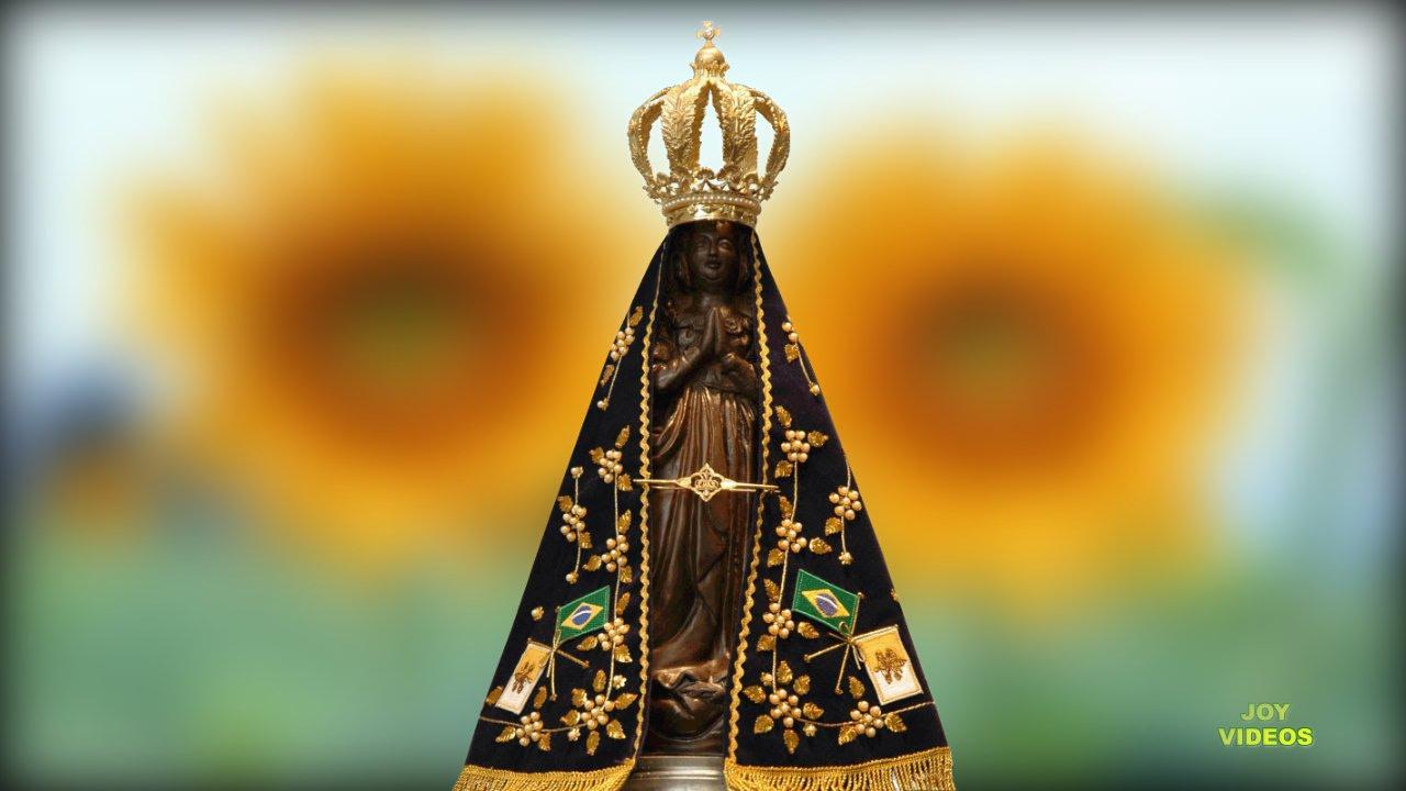 Papel De Parede Nossa Senhora Aparecida: CONSAGRAÇÃO A NOSSA SENHORA APARECIDA