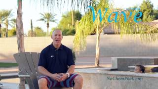 Pureion Wave Freshwater Swimming Pool Commercial with Dr. Richard B...