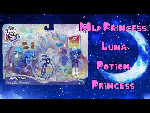 My Little Pony Princess Luna Potion Princess Review