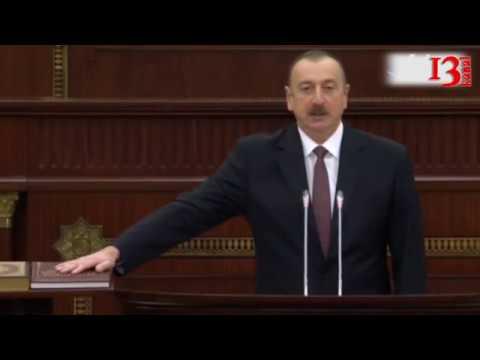 """""""Azərbaycan dünyada sabitlik adası kimi tanınır"""" -İlham Əliyev Milli Məclisdə and içdi"""""""