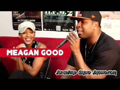 Meagan Good La'Myia Good TY Hodges talk fav movies growing up with Nick Cannon