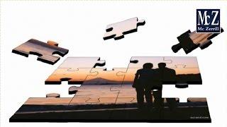 Speed Tutorial Gimp - Effetto Puzzle - Puzzle Effect