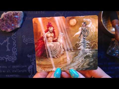 The Fairy Lights tarot card pairs walkthrough