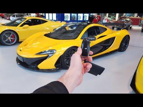 McLaren P1: In-Depth Exterior and Interior Tour!