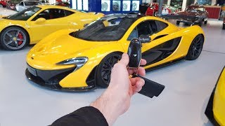 McLaren P1: In-Depth Exterior and Interior Tour!