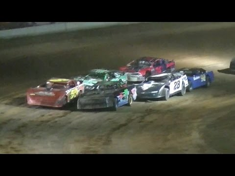 Street Stock Feature | McKean County Raceway | 6-30-16