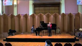 Trewartha- Flugelhorn Concerto (Louisa Trewartha and Amir Farid)