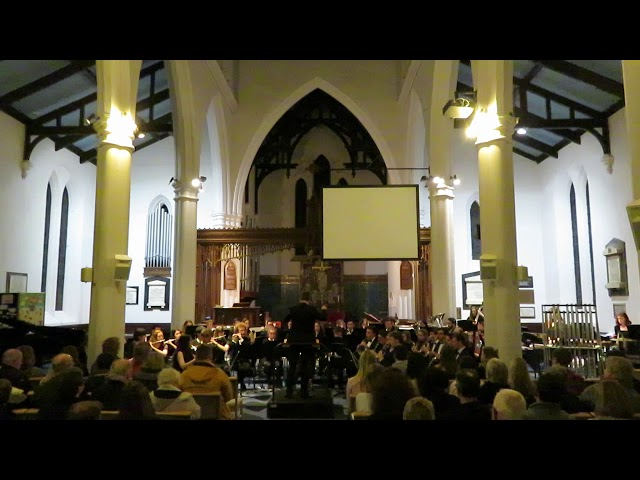 🎵 Wind Orchestra: 🐈 Catskills — Nigel Hess