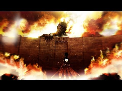 Attack on Titan LIVE STREAM