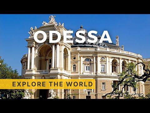 Odessa Bus Tour, Ukraine