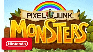 PixelJunk Monsters - Game Trailer for Wii U