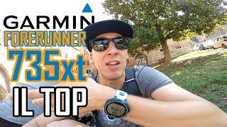 Garmin Forerunner 735XT | Il migliore per il TRIATHLON