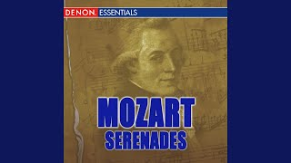 Serenade No 12 in C Minor KV 388: III. Menuetto in canone