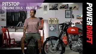 Living the Motorcycle Dream : Preride Checkup : PowerDrift