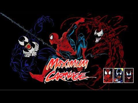 SPIDER MAN IS BACK...ish [Maximum Carnage]