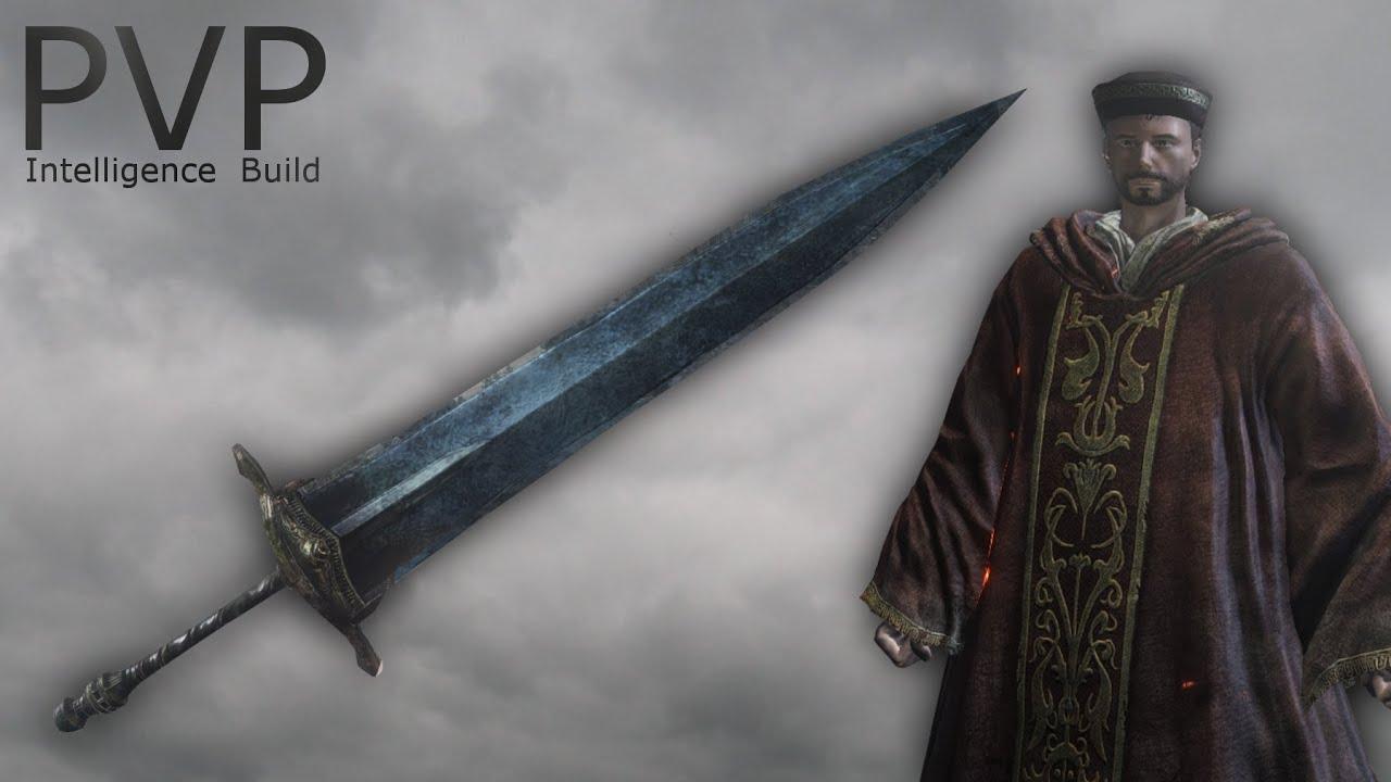 Dark Souls  Moonlight Greatsword Build