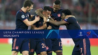 UEFA Champions League | Olympiacos Piraeus v FC Bayern München  | Highlights