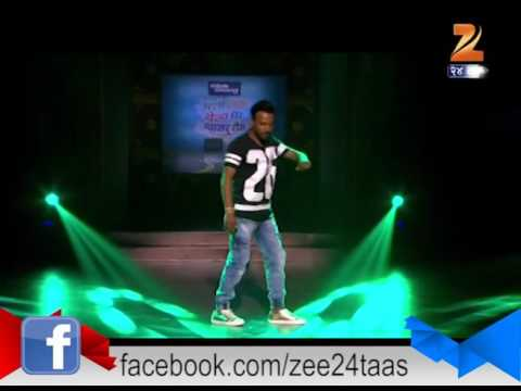 Dharmesh unseen best Dance ever on Yad Lagal