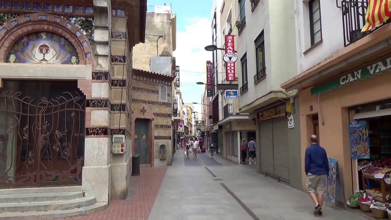 Отдых в Испании. Коста Брава. Ллорет-де-Мар