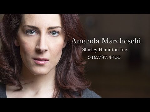 Amanda Marcheschi  Acting Reel