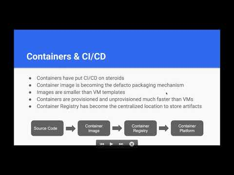 Kubernetes Webinar Series -  Building CI CD Pipelines with Jenkins and Kubernetes