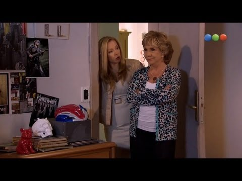 Historias de Corazón - E28: Un amor de suegra (Completo HD)