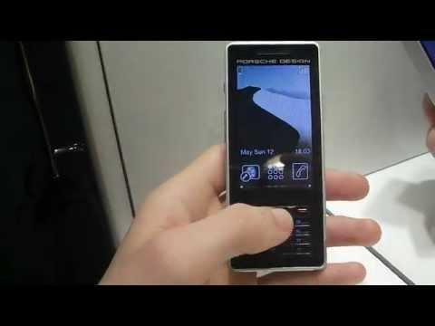 Porsche Design P9522 luxury phone for sale on eBay!