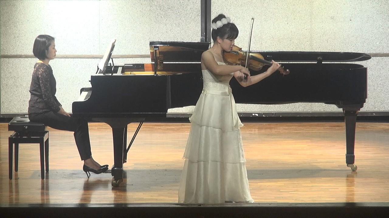 (鄭安庭老師)2016/12/17 (國立新竹教育大學) 柴可夫斯基 D大調小提琴協奏曲 P. I. Tchaikovsky - Violin Concerto in D major ...
